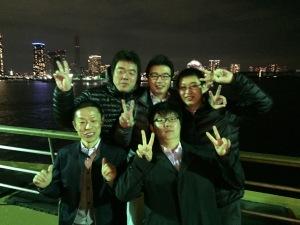 27-5東京湾夜景と共に