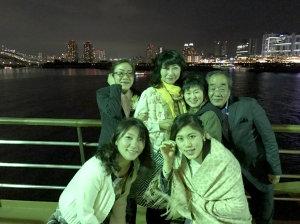 30-東京夜景と共に